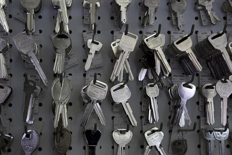 מפתחות למנעולים